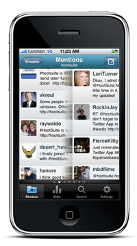 cambiar-entre-columnas-hootsuite-iphone