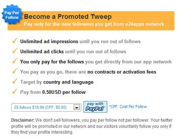 promoted tweeps