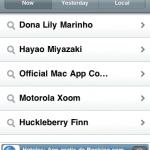 summizer iphone app