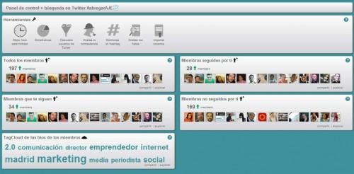 socialbro, ejemplo hashtag